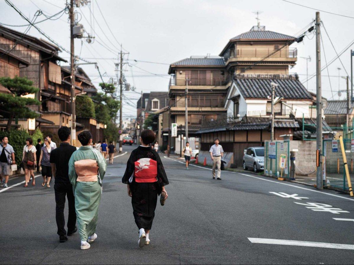 фотодоказательства того, почему Киото выбрали лучшим городом мира