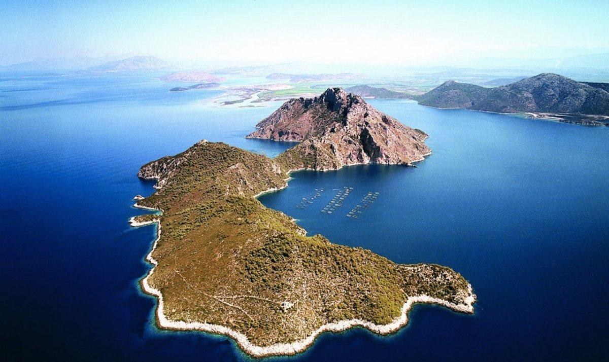 купить греческий остров