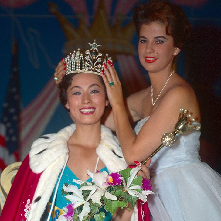 MissUniverse08 All winners of the Miss Universe: how beauty ideals have changed in 60 years