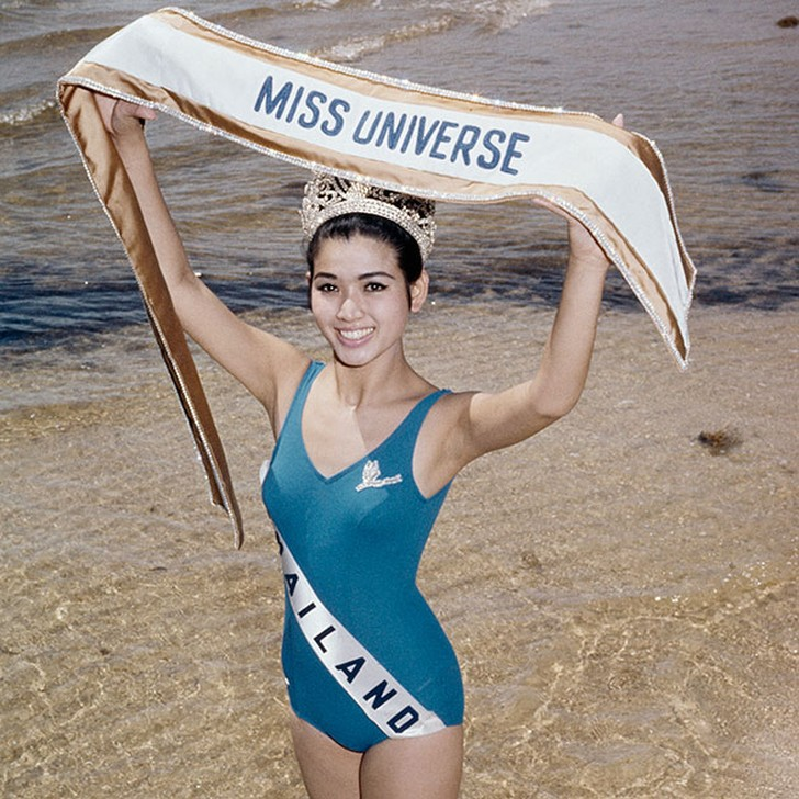 MissUniverse14 All winners of the Miss Universe: how beauty ideals have changed in 60 years