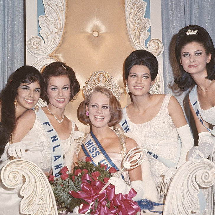 MissUniverse15 All winners of the Miss Universe: how beauty ideals have changed in 60 years