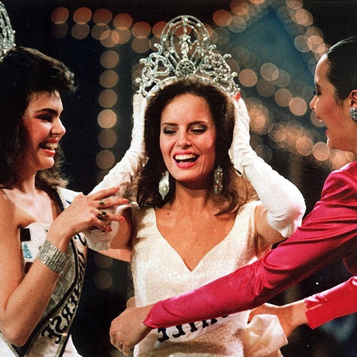 MissUniverse36 All winners of the Miss Universe: how beauty ideals have changed in 60 years