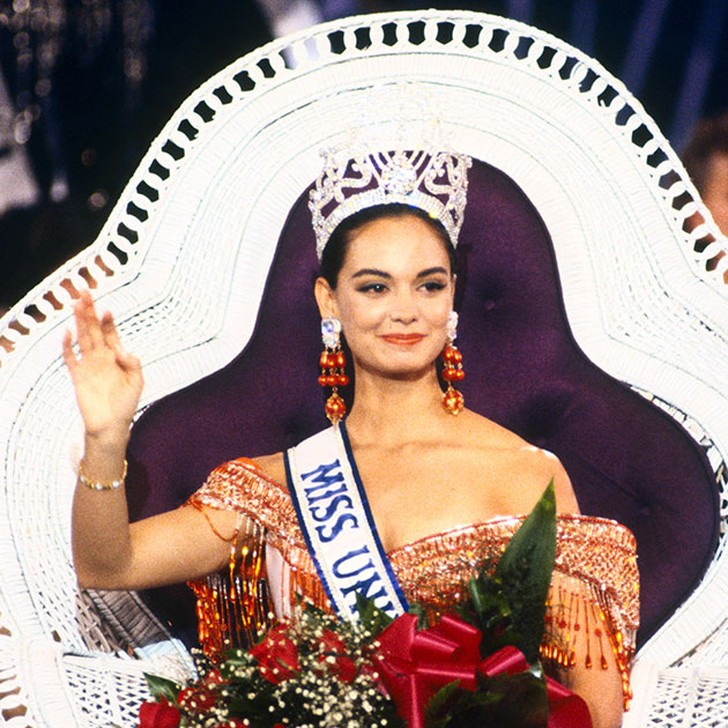 MissUniverse40 All winners of the Miss Universe: how beauty ideals have changed in 60 years