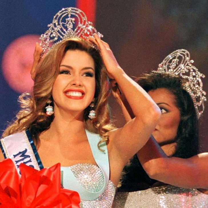 MissUniverse45 All winners of the Miss Universe: how beauty ideals have changed in 60 years