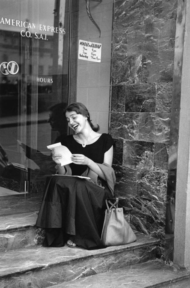 """Легендарная фотосерия Рут Оркин """"Американка во Флоренции"""" БигПикча НОВОСТИ В ФОТОГРАФИЯХ"""