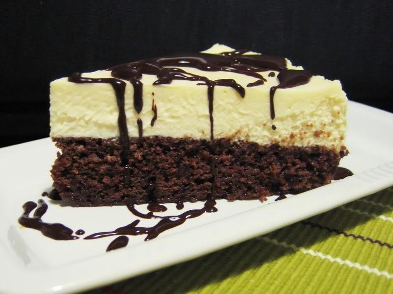 торт брауни рецепт фото творогом