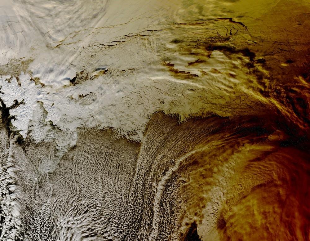 15 восхитительных снимков Земли со спутника