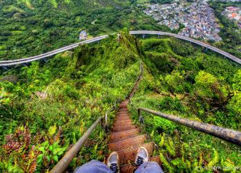 Лестница в небеса: От этих фото у вас подкосятся ноги!