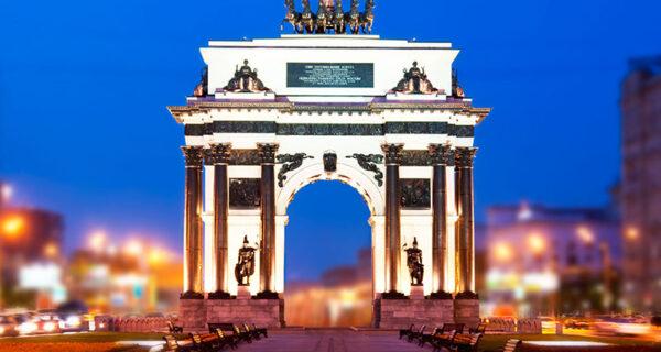 8 необычных арок, которые установят на День города в Москве