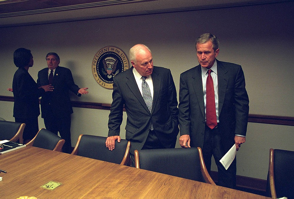 Այսօր 2001-ի սեպտեմբերի 11-ի ահաբեկչության տարելիցն է. հրապարակվել են արխիվային կադրեր (լուսանկարներ)