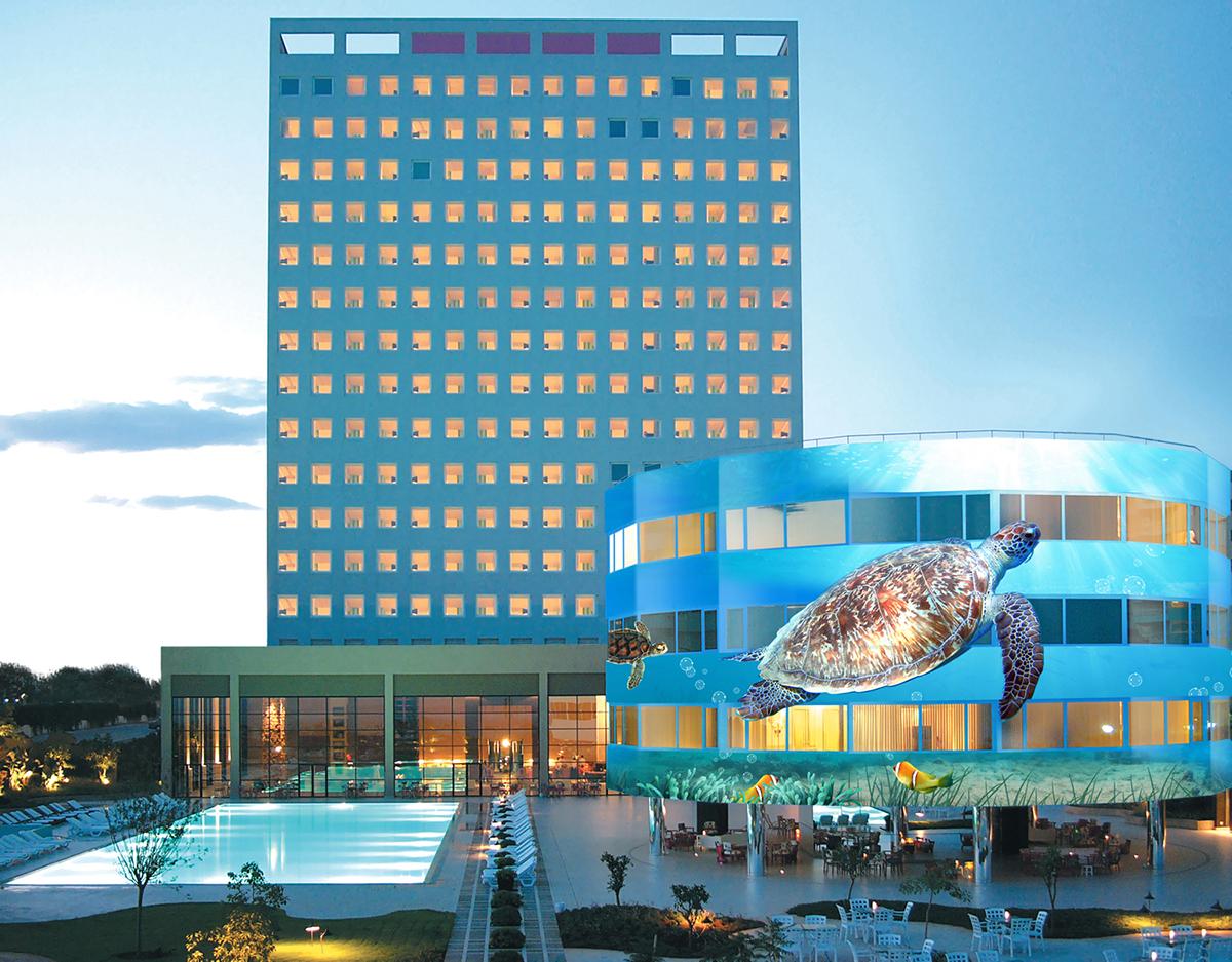 3The Marmara Antalya Hotel