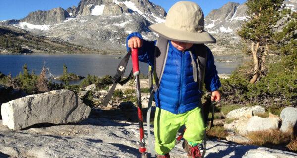 Боди Беннетт — возможно, самый юный путешественник насвете