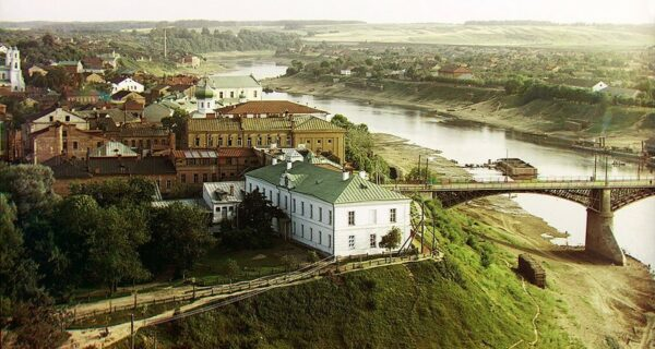 Редчайшие цветные фотографии Российской империи начала XXвека