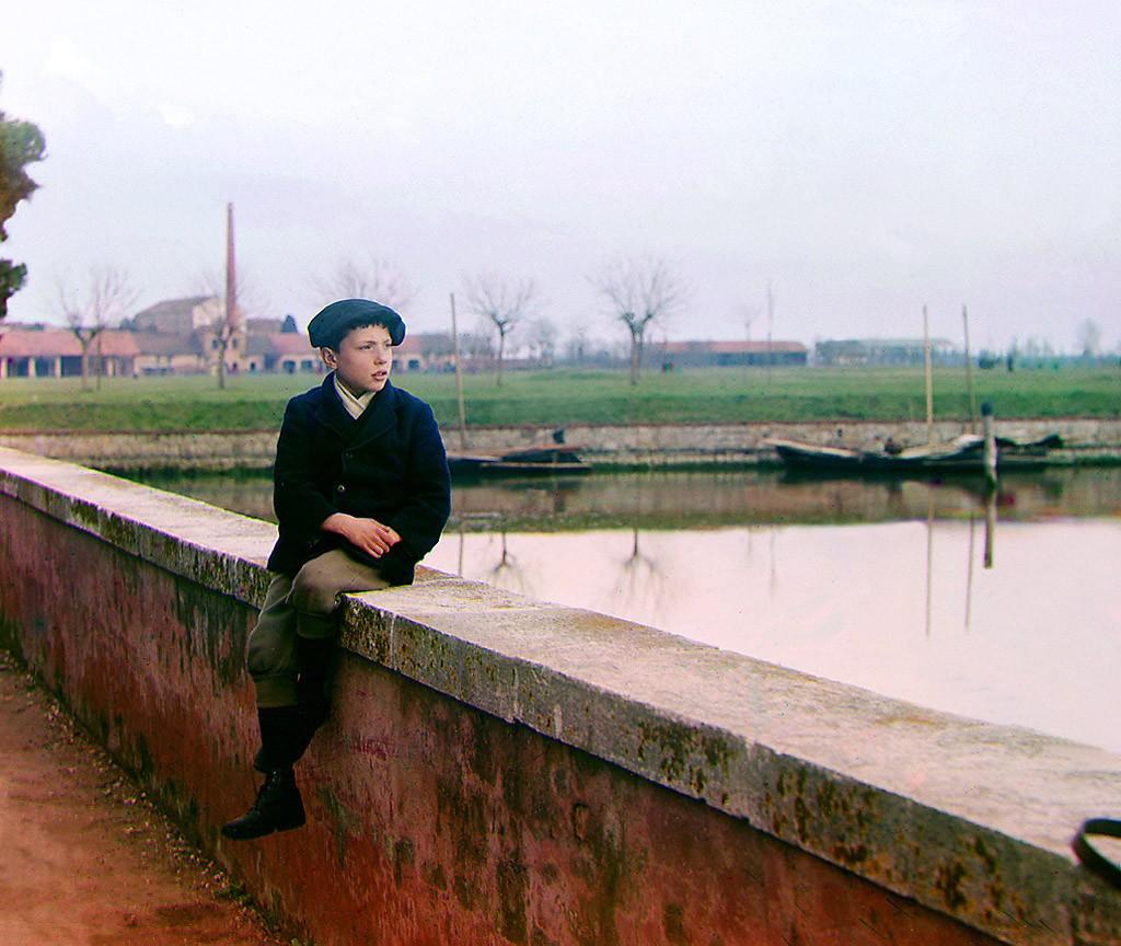 начала россия 20 фото цветное века