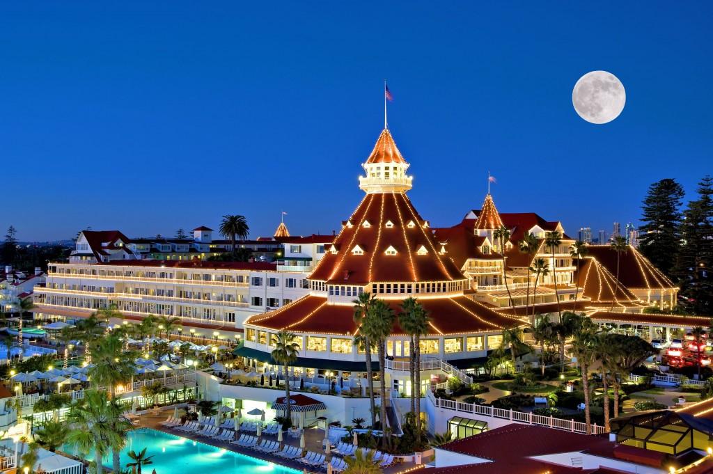 4. Hotel del Coronado � ���-�����