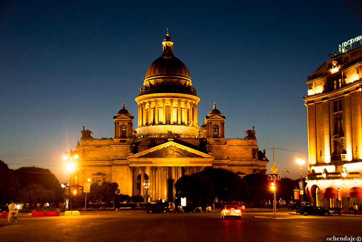 Какова высота Исаакиевского собора в Санкт-Петербурге? | 486x728
