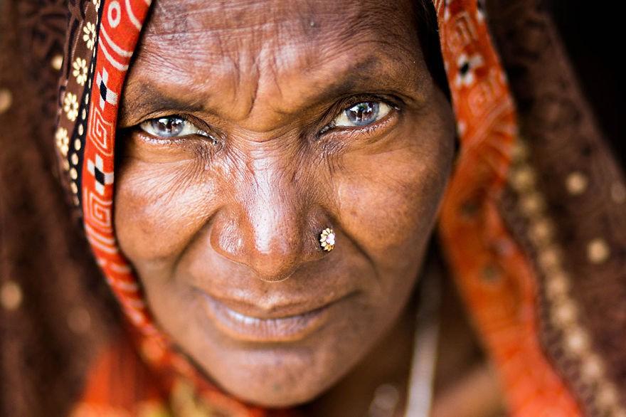 прекрасные глаза — зеркало души