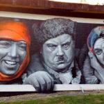 Белорусские художники нашли гениальный ответ вандалам и властям