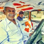Удивительнейшие такси в Мумбае