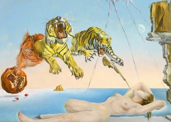 Дали по Фрейду: «Сон, вызванный полетом пчелы...» с точки зрения психоанализа
