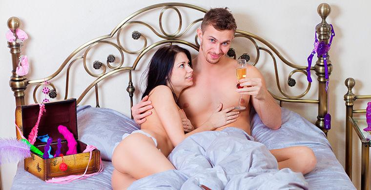 Секс в гастиница