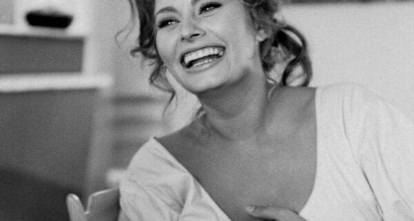 Несравненной Софи Лорен, самой красивой итальянке сегодня исполнилось 86лет