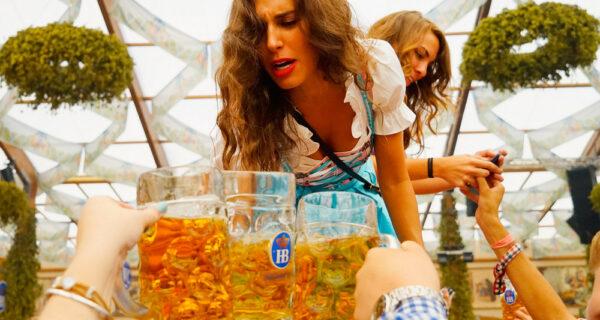 Октоберфест-2015: время питьпивко!
