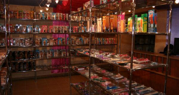 Самые странные товары из амстердамского секс-шопа
