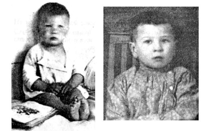 detstvo - Удивительная история о мальчике Лёве