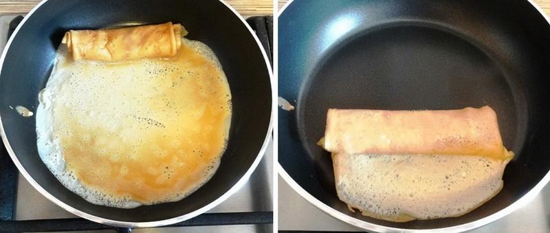 Самый вкусный омлет рецепт на сковороде