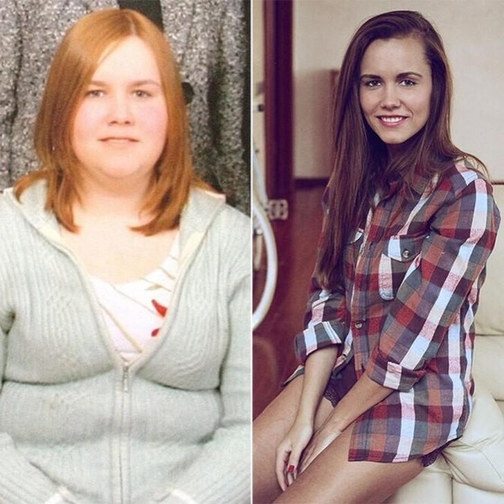 Невероятные истории про похудение