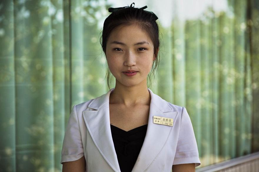 Красота повсюду: северокорейские женщины фото