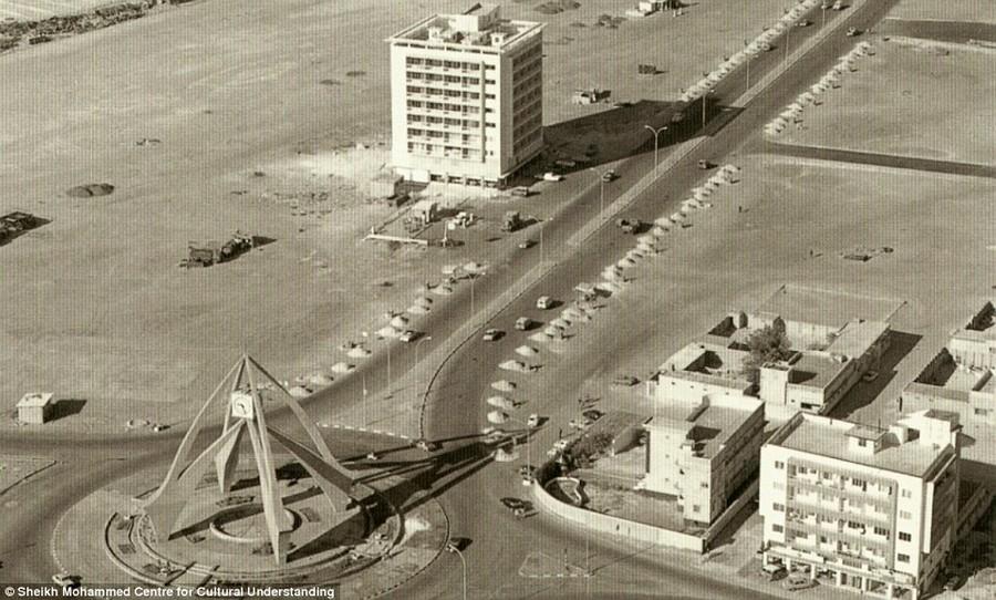 Невероятный Дубай: Фотографии ОАЭ до открытия у себя нефти фото