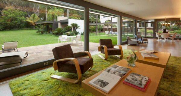 Ультрасовременное имение одного из создателей «Симпсонов», которое можно купить за 18 млн долларов