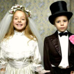 Что такое свадьба с точки зрения детей