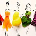 Голодные игры Гретхен Рорс: 14 вкусных фэшн-эскизов
