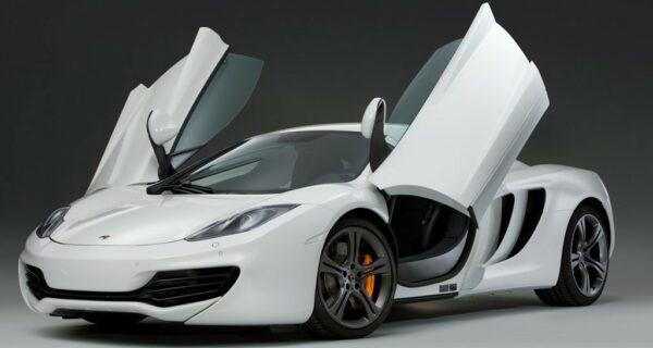 Самые успешно продаваемые в мире «экзотические» автомобили