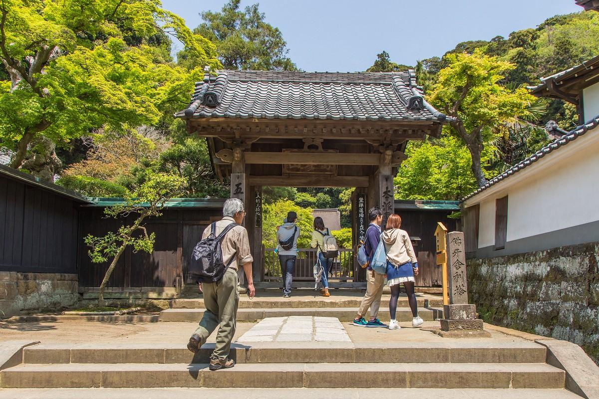 Самостоятельные путешествия по японии