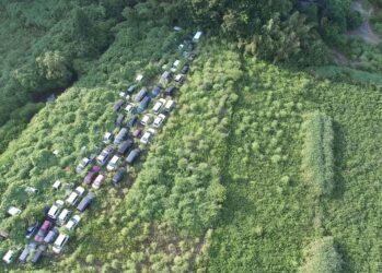 Жуткие фото из зоны отчуждения в Фукусиме