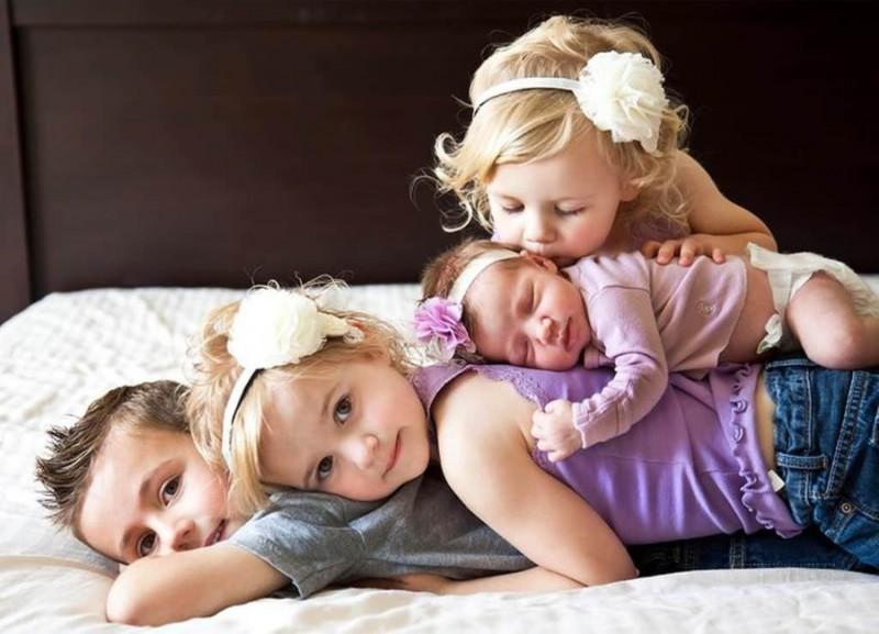 Сексуальное воспитания брата и сестры