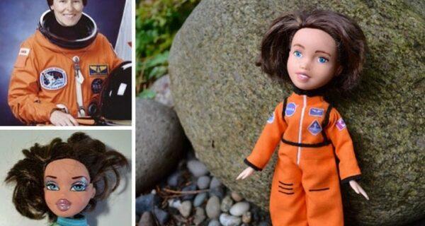 Художница делает диснеевских кукол похожими на реальных героинь