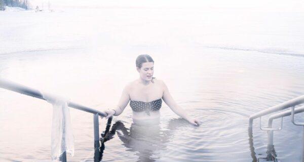 Крещение льдом: зимнее купание в Финляндии