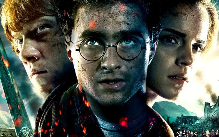 20 фактов о «Гарри Поттере»