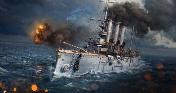 А кто тут у нас мечтал стать легендой мирового флота?