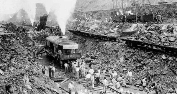 1881–1914 годы: строительство Панамского канала