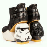 Межгалактическая обувь на тему «Звездных войн»