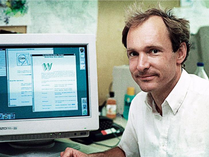 как выглядел интернет 30 лет назад