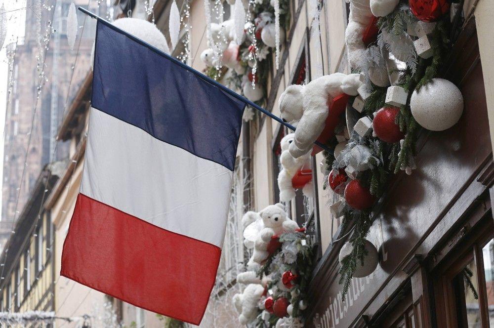 Как французы чтут память жертв терактов. ФОТО