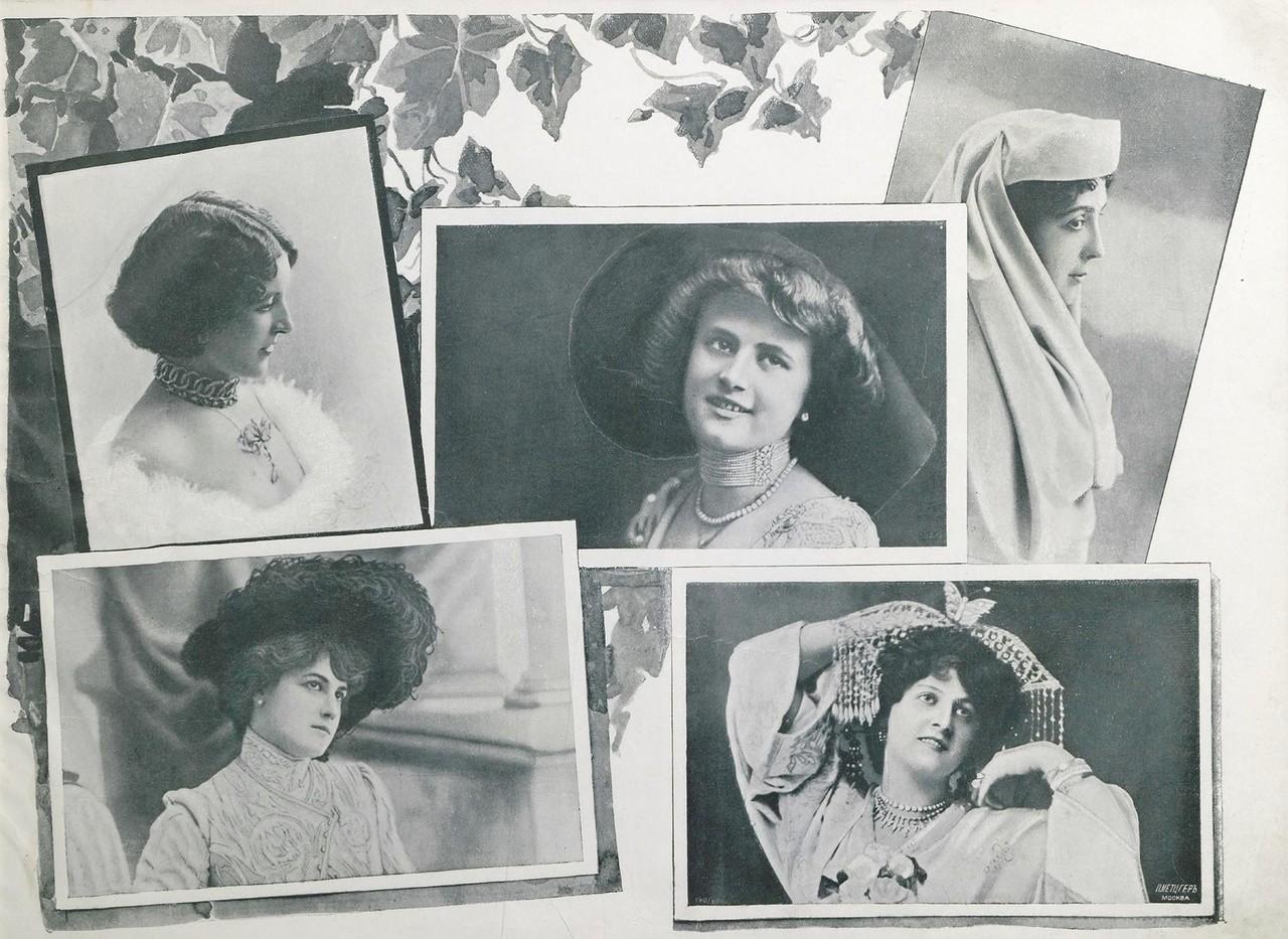 0 170749 9c74fc19 XXXL - Каких женщин хотели мужчины в 1904 году