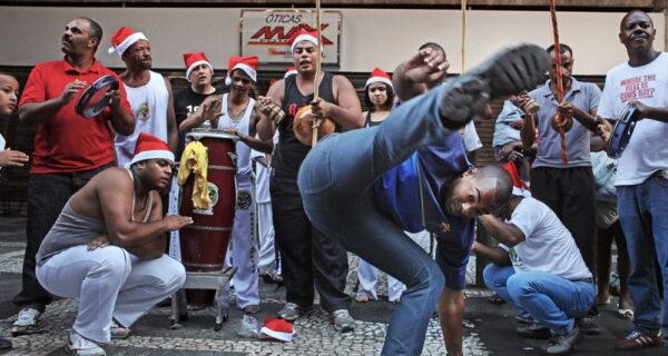 Как празднуют Рождество в Сан-Паулу иРио